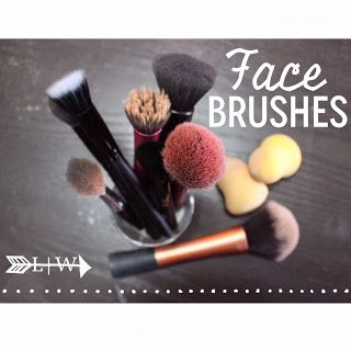 luxe wise: Top 6 Face Brushes