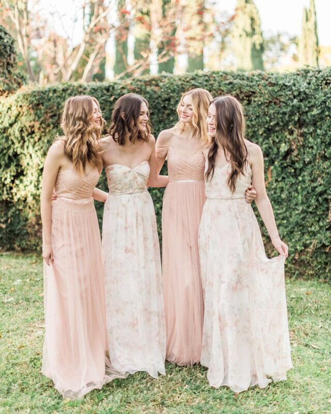Jenny Yoo | Bridesmaids & Wedding party | Pinterest