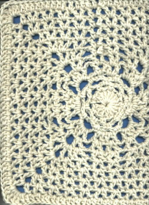12 Granny Square Crochet Pattern Handwork Crochet Motifs Not