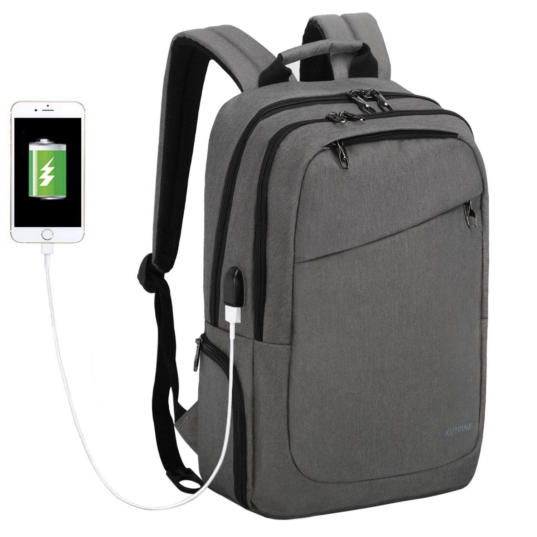 Womens Slim Laptop Backpack- Fenix Toulouse Handball 284dfe9248624