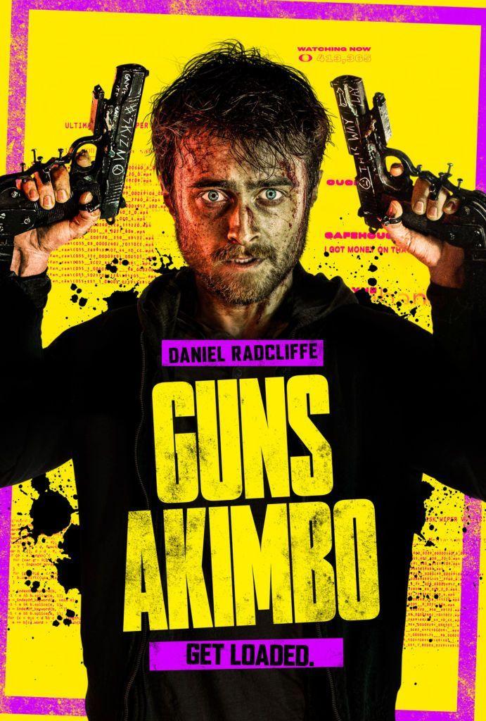1st Trailer For 'Guns Akimbo' Movie Starring Daniel