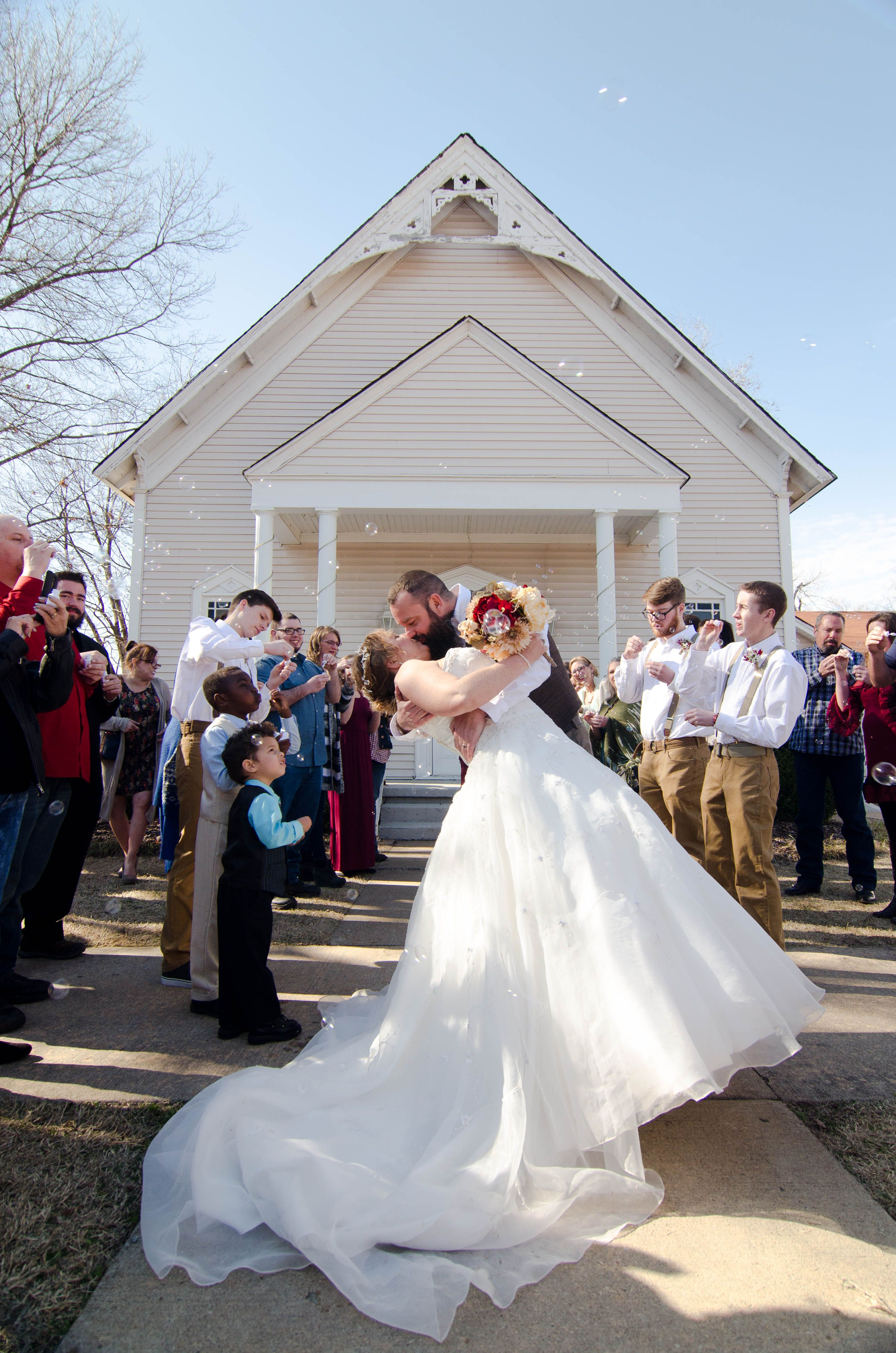 Claremore Wedding Chapel Oklahoma Photo Special Pixels Photography Photographer Angela Brewster