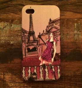 Je t´aime Case Iphone 4/4S