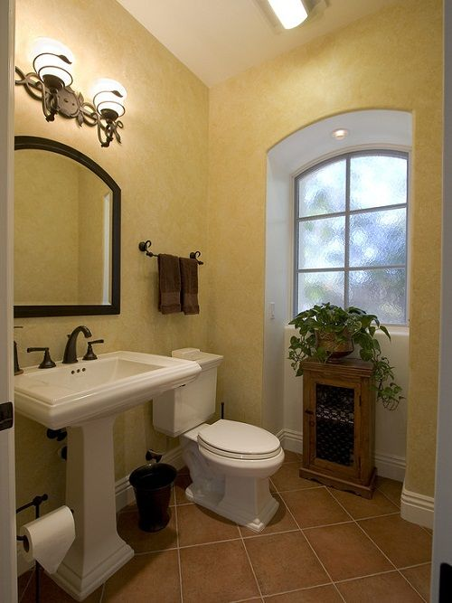 minimalist tuscan bathroom decorating style great tuscan bathroom design ideas - Tuscan Bathroom Design