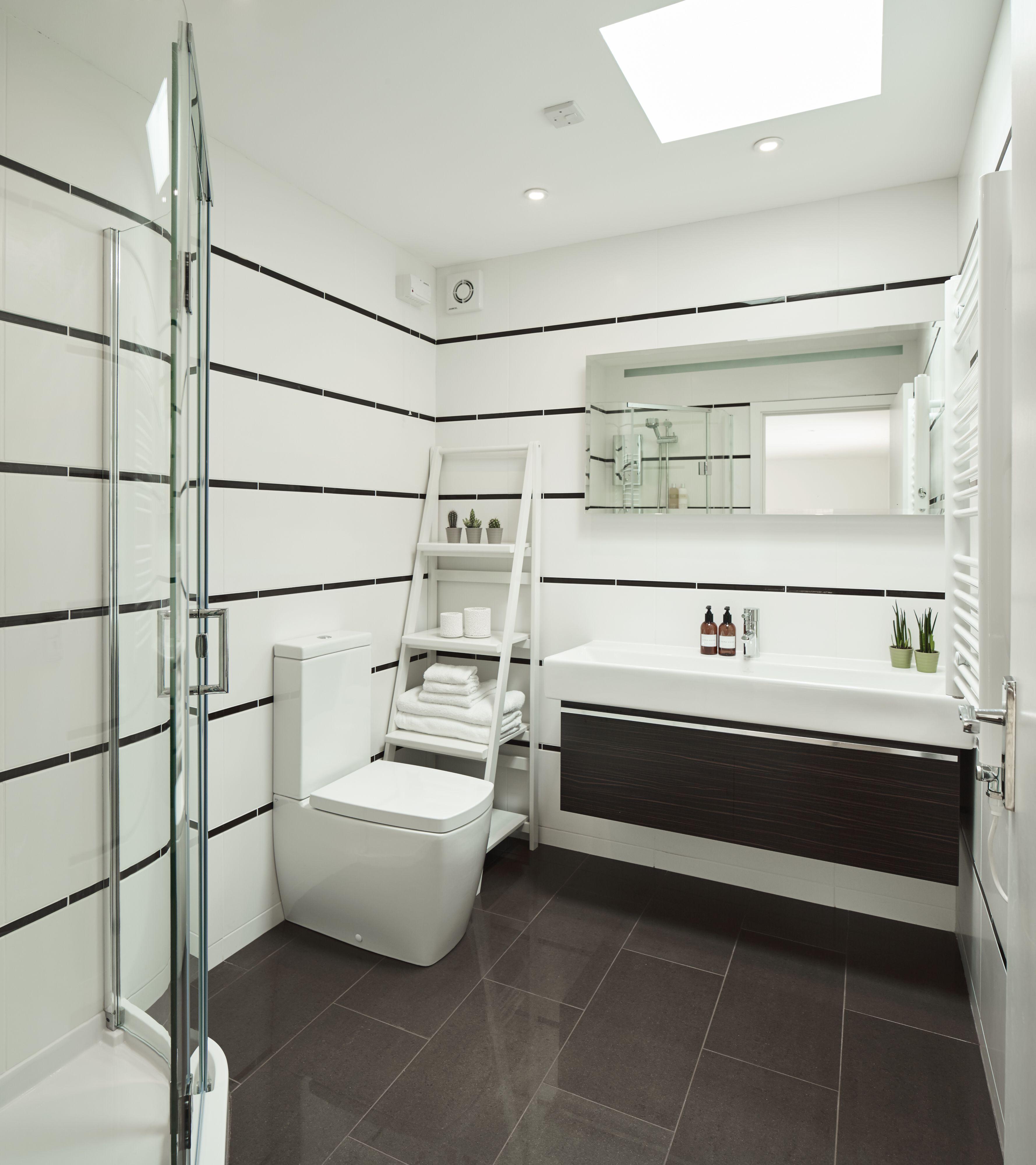 Create a garden guest annexe adding your bespoke wet-room ...