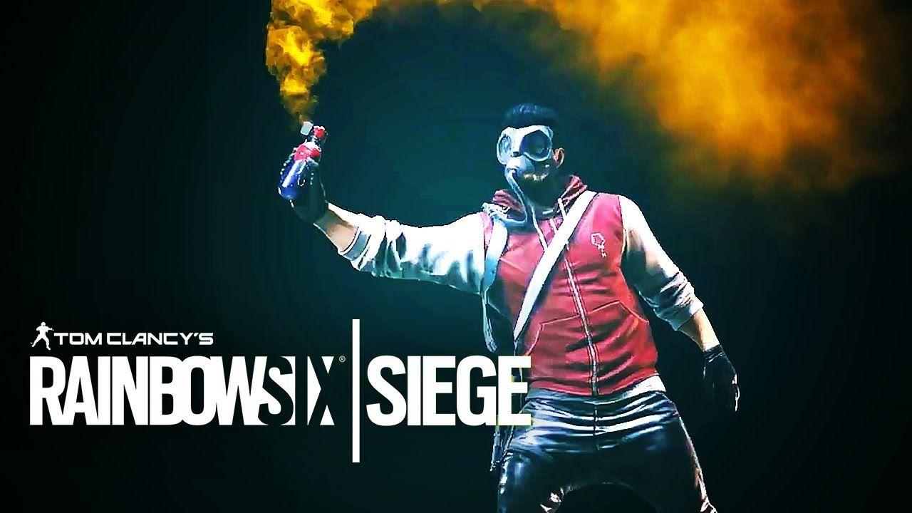 Rainbow Six Siege Official Smoke Elite Set Teaser Rainbow Six
