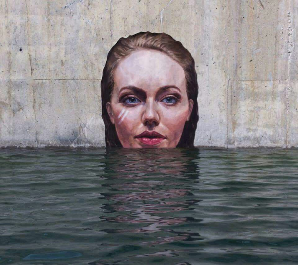 Pintura callejera  murales