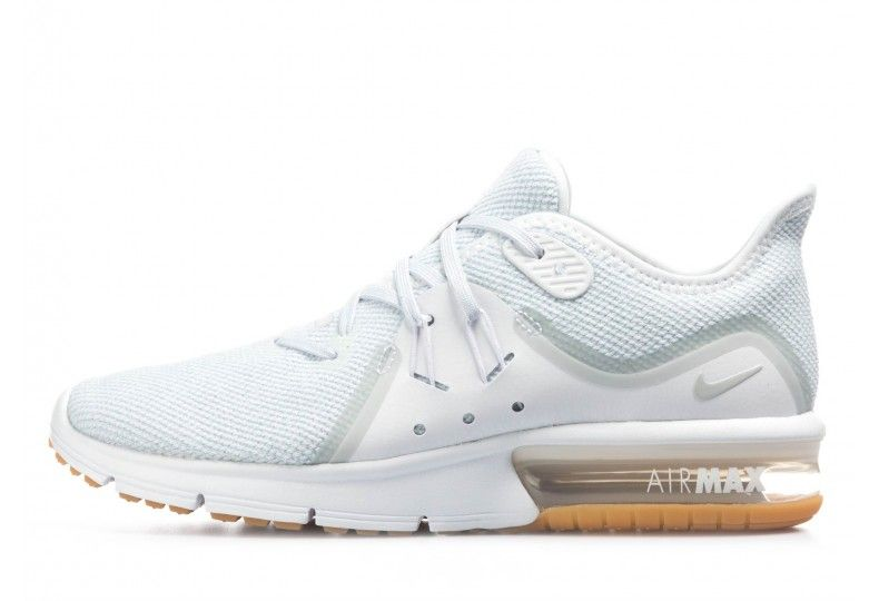 best service d7ad8 360cc NIKE AIR MAX SEQUENT 3 908993-101 Λευκό