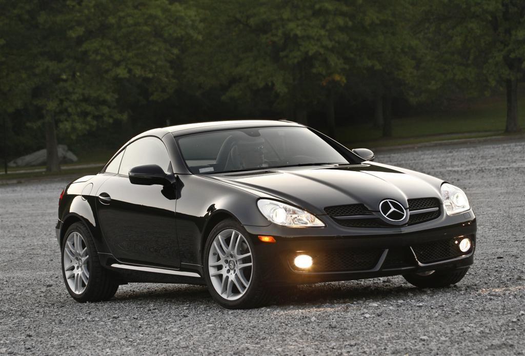 Mercedes-Benz SLK  2009 — $9,675