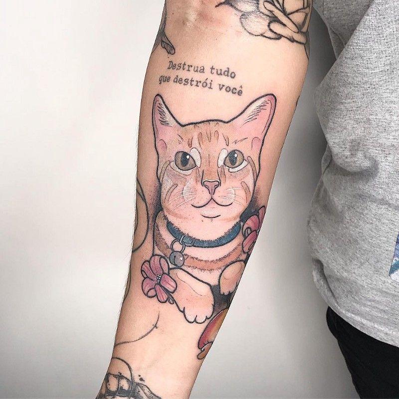 Com traços marcantes, o Neo Tradicional se destaca na cena da tatuagem pelo mundo.