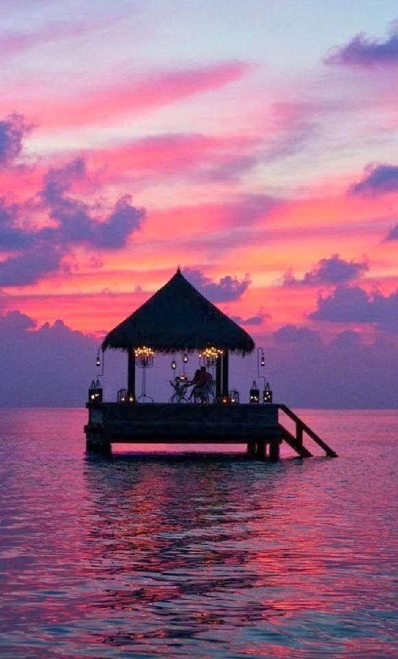 Amanhecer em Bali