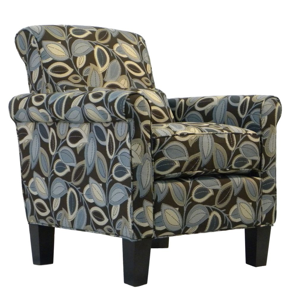 Overstock Arm Chair Rocker Portfolio Hyde Brown Modern Leaf Transitional Com