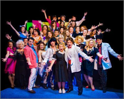 The Wedding Singer At Desert Stages I Played Rapping Grandma