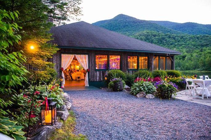Equinox Pond Weddings Vermont Flowers By Cara Pond Wedding