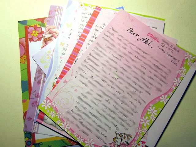 Ivy Lily Crafts: Pile of Stationery