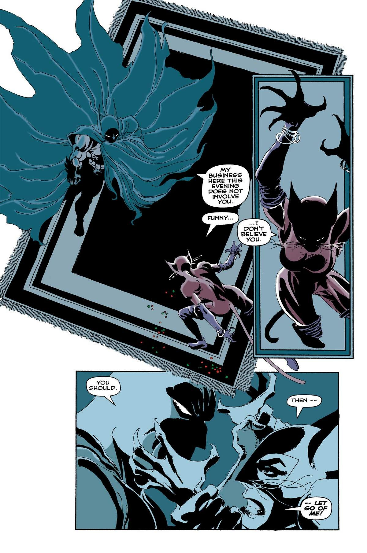 Read Batman Beyond 2.0 Issue #30 Online - All Page