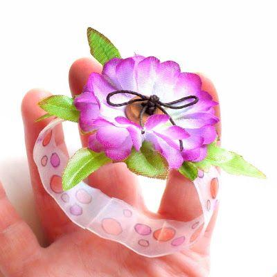 crystal light box bracelet