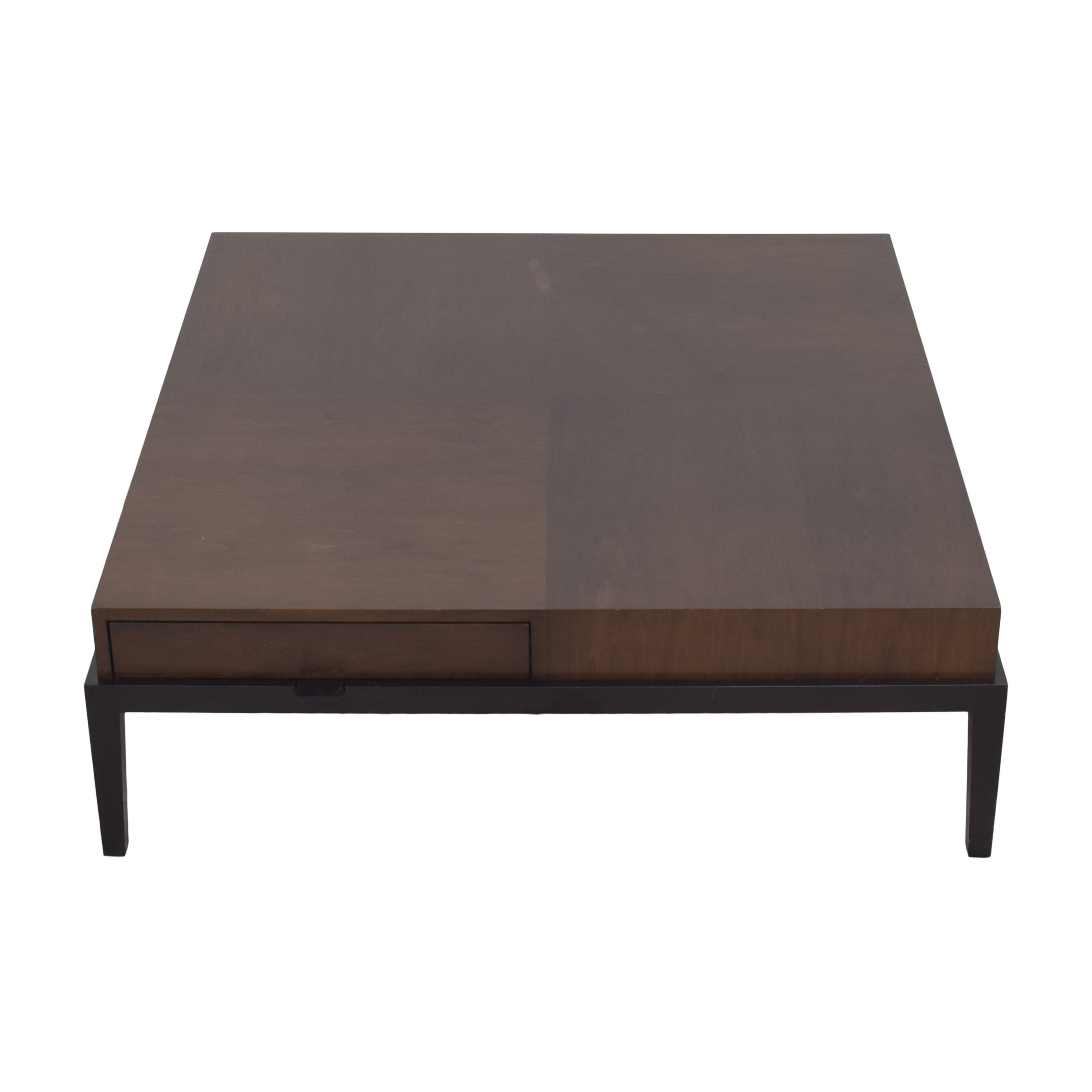 72 Off Holly Hunt Holly Hunt Monsieur Square Coffee Table By Christian Liaigre Tables In 2021 Coffee Table Coffee Table Square Dark Wood Coffee Table [ 3000 x 3000 Pixel ]