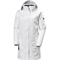 Photo of Helly Hansen Woherr Aden Long Jacket Parka White M