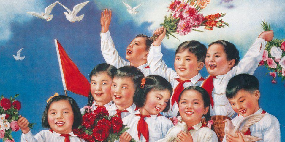 Image result for communist china children spies
