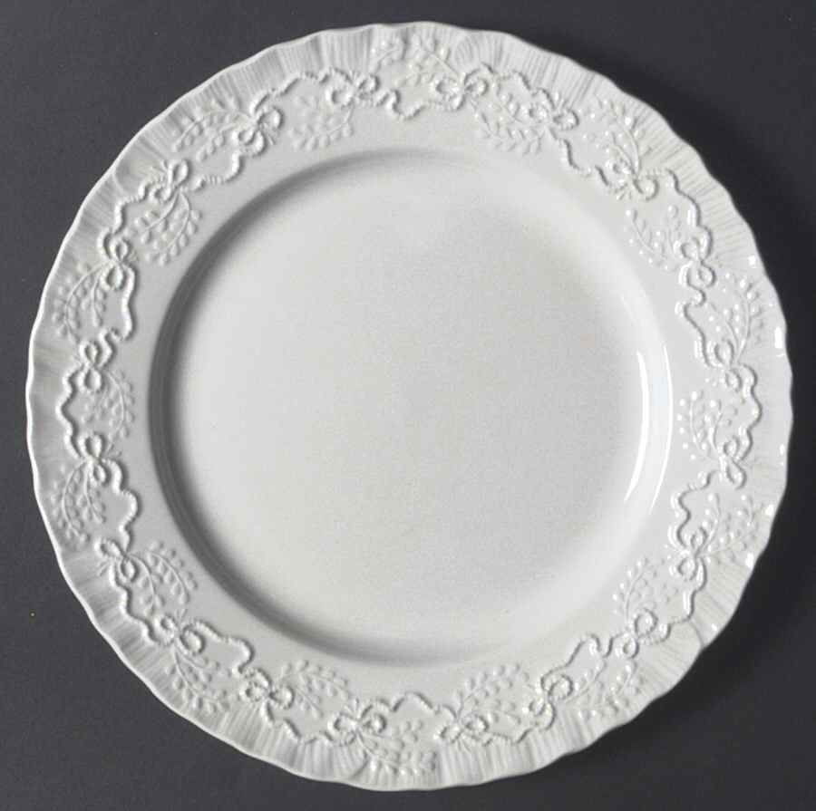 Wedgwood Ralph Lauren Claire White Dinner Plate 10 White Dinner Plates Claire Plates