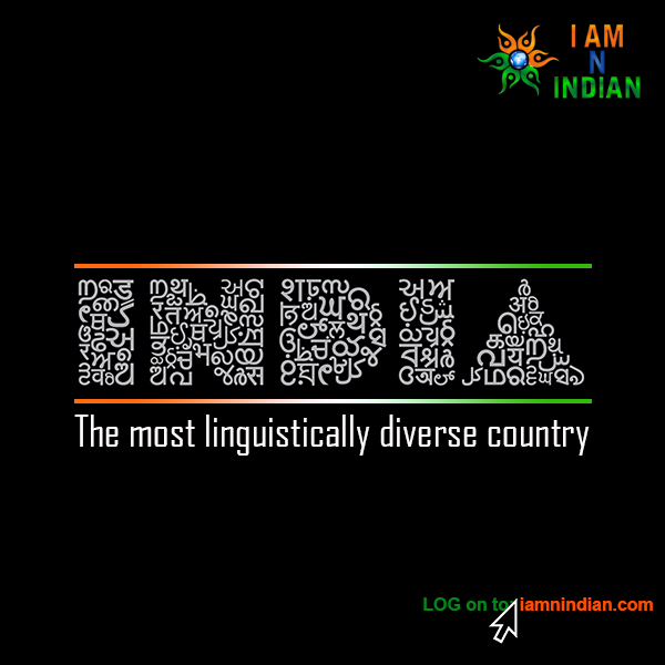 A thousand languages spoken by over a billion people, and