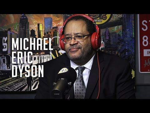 Micheal Eric Dyson Talks Meeting With Kanye, Run in With Trump & Obama's Legacy