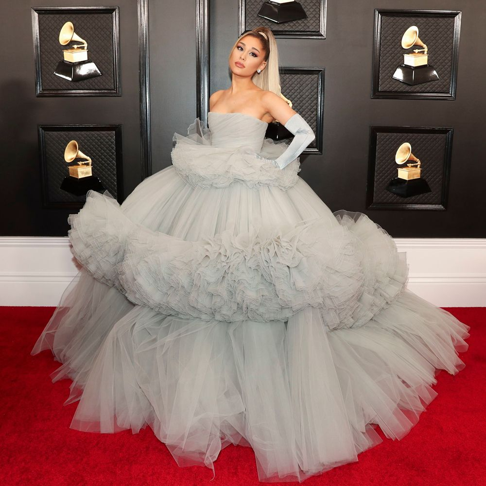 Best Grammys Dresses 2020 See Grammy Awards Best Dressed In 2020