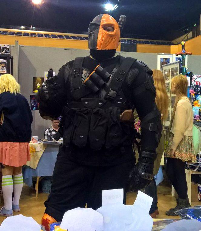 Bournemouth Film & Comic Con September 2016