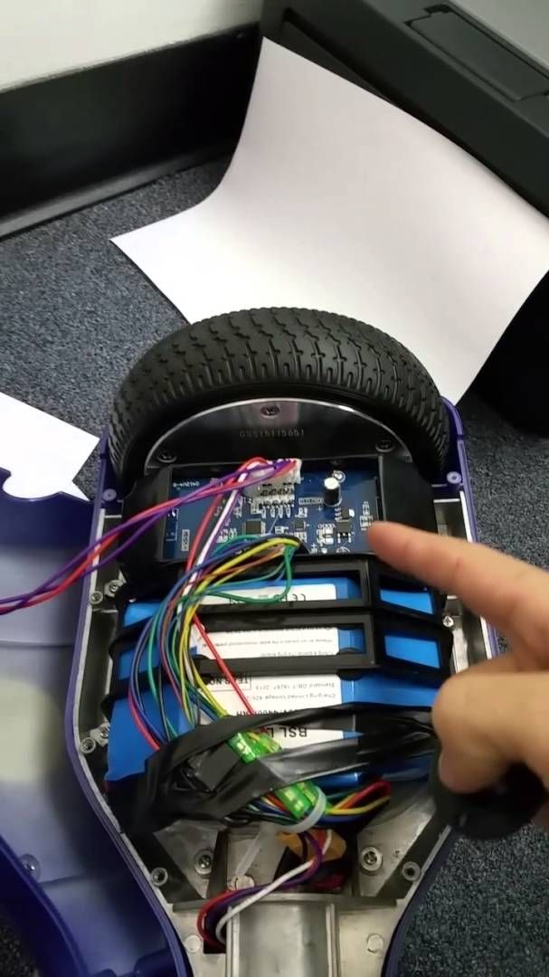 Hoverboard Pressure Sensor How To Fix Most Common Issue Hoverboard Fix It Sensor