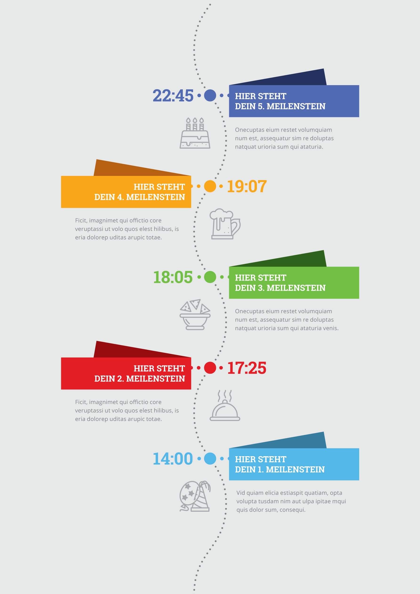 Zeitstrahl Vorlagen Moderne Timelines Erstellen Zeitstrahl Vorlagen Power Point