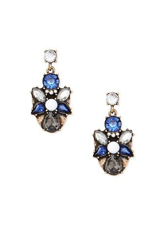 Petal Shape Drop Earrings | Forever 21 - 1000180311