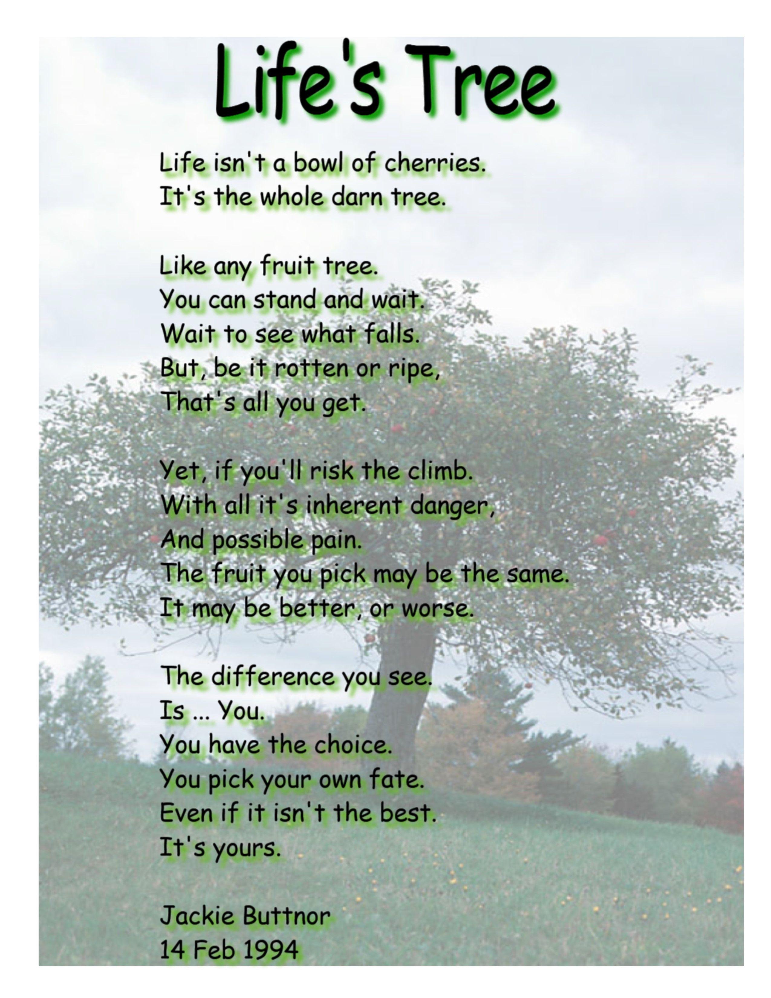 Life's Tree