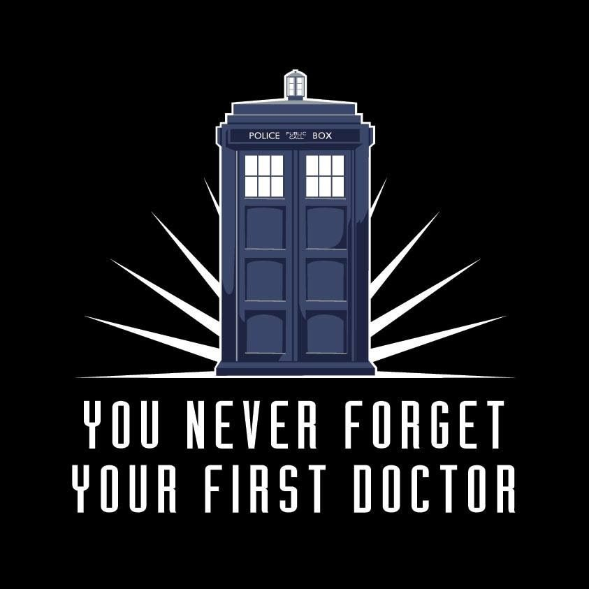 My first was David Tennant...but I've since went back and watched Eccleston.