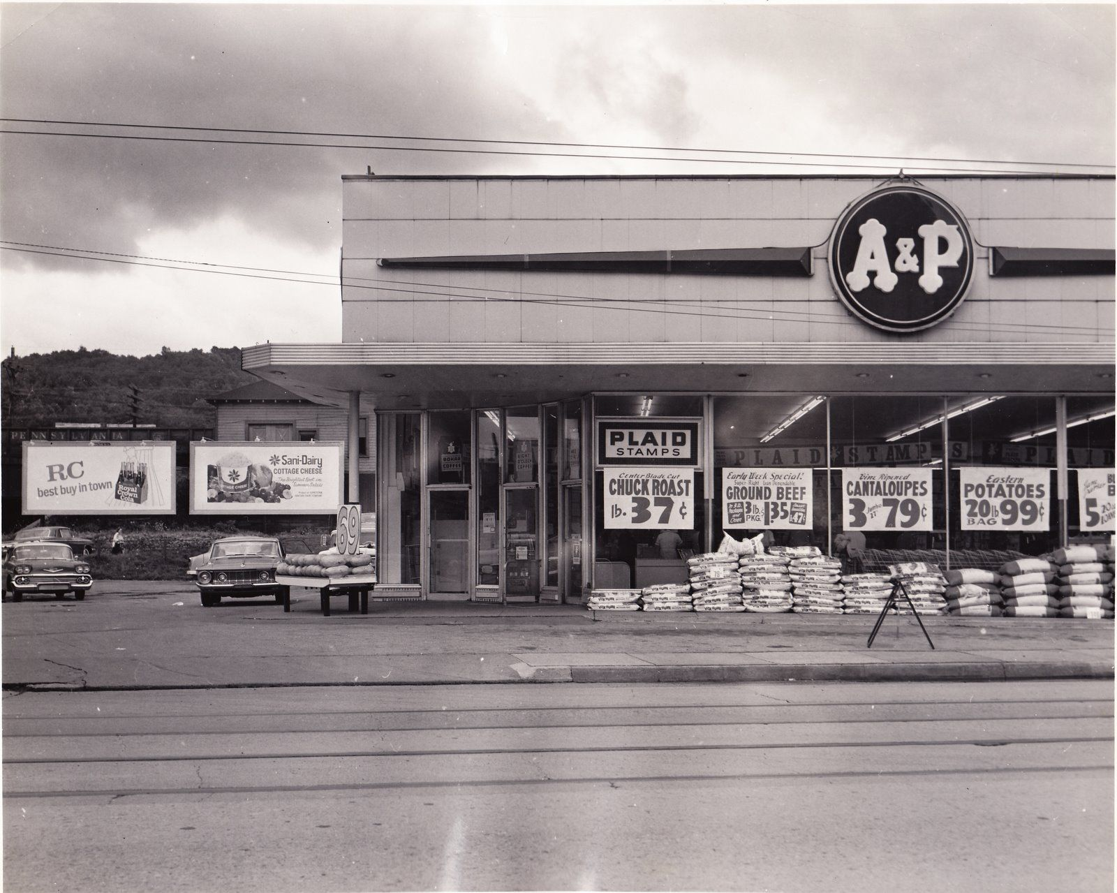 A & P Grocery Store always loved going to this store with ...