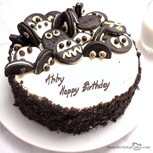 Tremendous Names Picture Of Abby Is Loading Please Wait Oreo Birthday Funny Birthday Cards Online Drosicarndamsfinfo