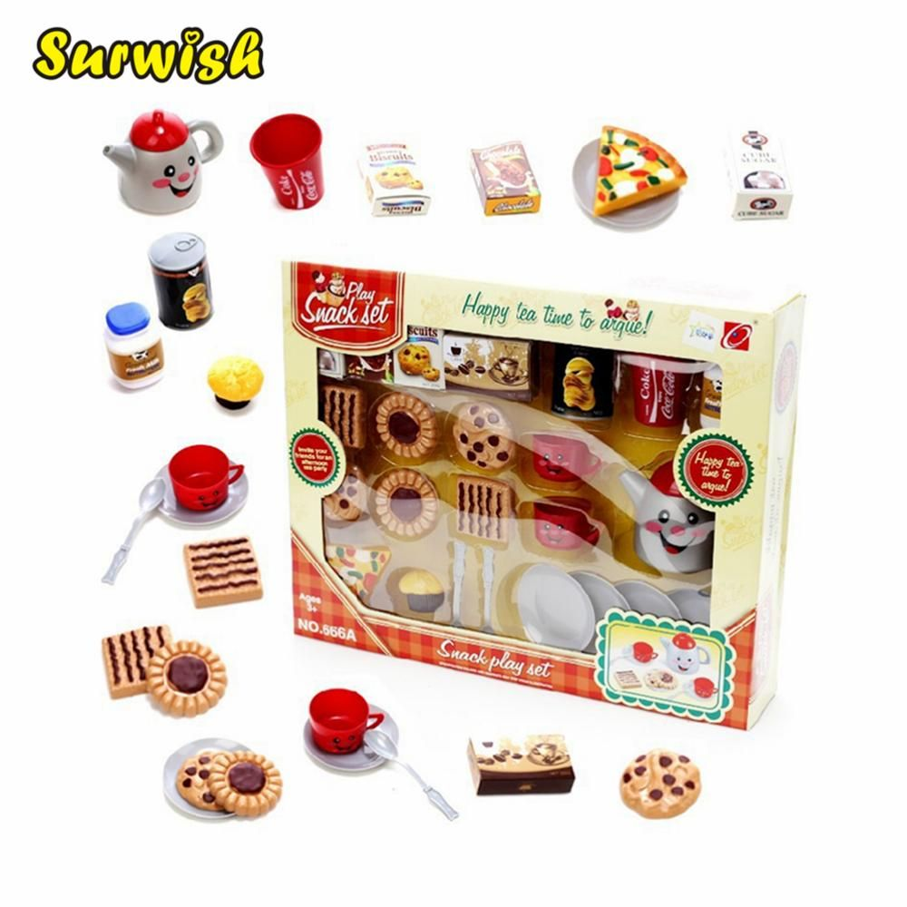 Toy tea set with food | Gift ideas | Pinterest | Products
