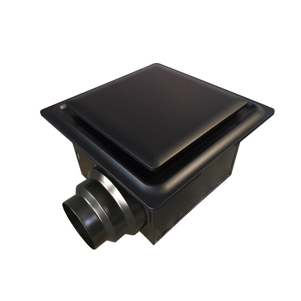 Aero Pure Low Profile 80 Cfm Quiet Ceiling Bathroom Ventilation