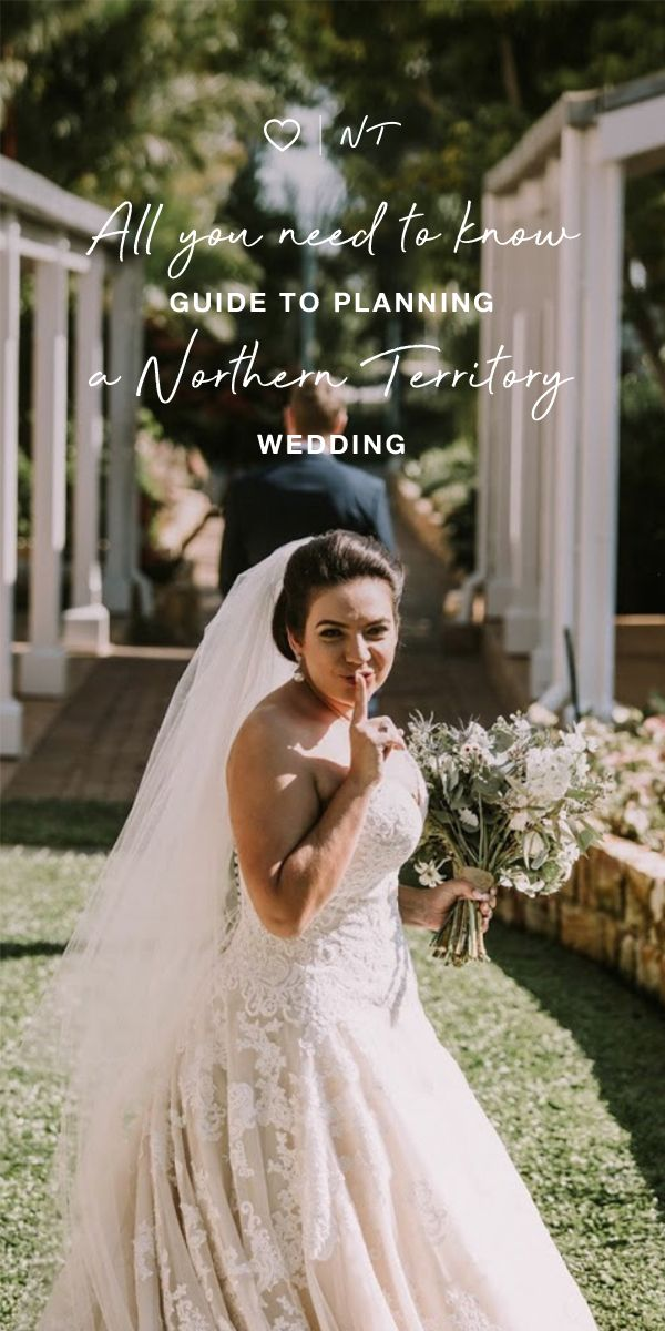 No matter what your style, Northern Territory wedding