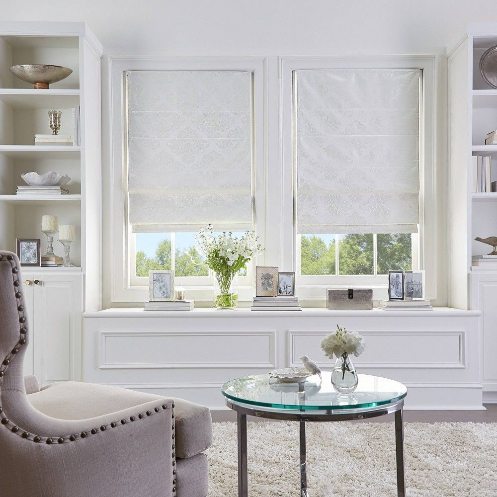 27 Quot X64 Quot Light Filtering Window Shade Panel Ivory Chf