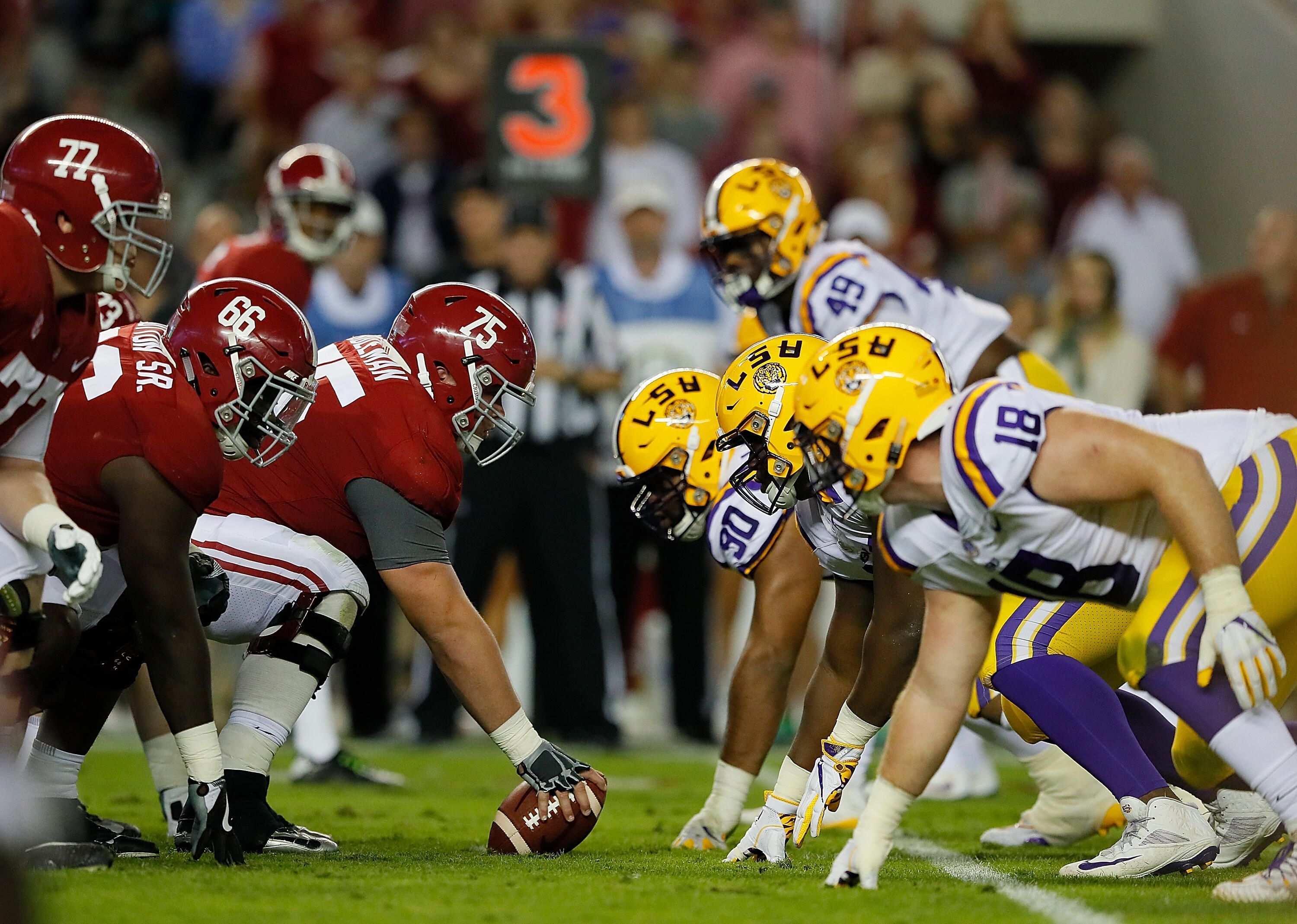 How to watch the alabama vs lsu game without cable