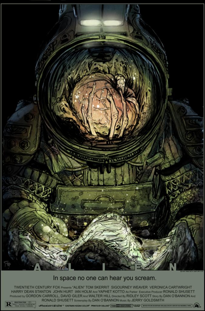 Alien by Tristan Jones