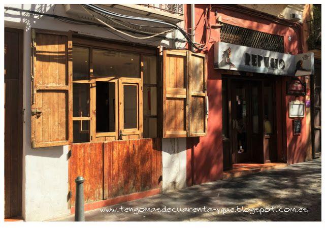 Tengo Más De 40 Y Qué Restaurante El Refugio Cooking Revolution Restaurantes Refugios Mas De 40