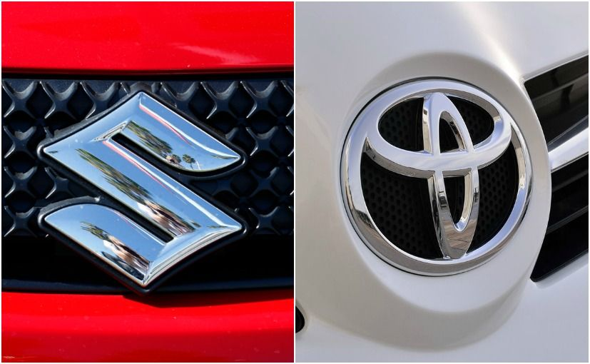 The Biggest Japanese Automotive Giants Toyota And Suzuki Have