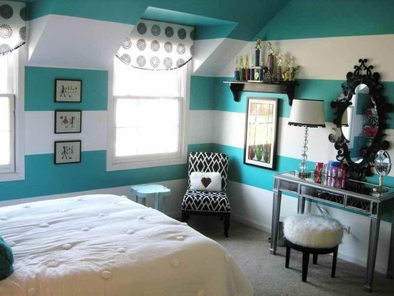 Paint Ideas For Girls Bedrooms teenage girl bedroom paint