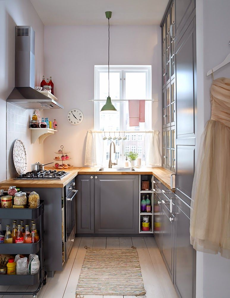 Ikea Bodbyn Kitchen In 2019 Kitchen Interior Kitchen