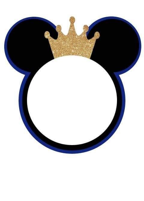 Pin De Katerin En Mickey Rey Cumple Mickey Bebe