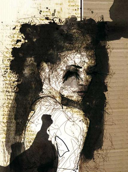 mezikiwiki / AVI2O mixed media self portraits | Art Class ...
