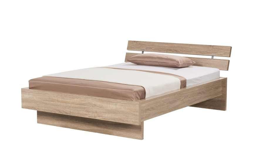 Bettgestell Barnet Gefunden Bei Mobel Hoffner In 2020 Bettgestell Bett Holzfarben