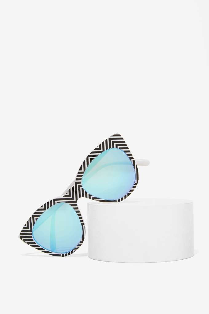 Quay Isabelle Cat-Eye Shades
